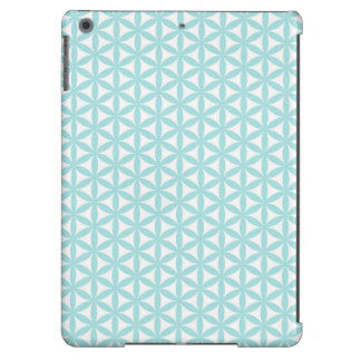 Caso geométrico do teste padrão capa para iPad air