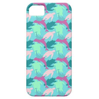 Caso impressionante de Turtley Capa Para iPhone 5