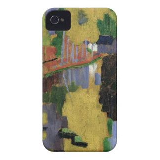 Caso iPhone4 abstrato Capas Para iPhone 4 Case-Mate