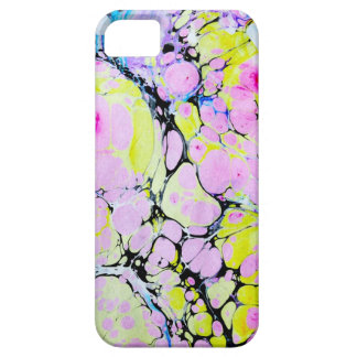 caso-iphone do telefone, amora-preta, abstrato capa para iPhone 5