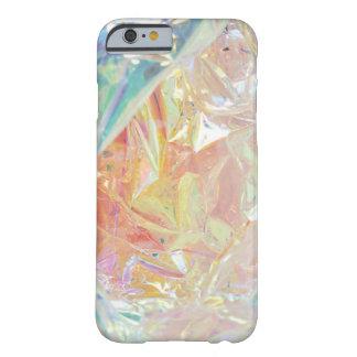 Caso iridescente do iPhone 6 do esplendor do Capa Barely There Para iPhone 6
