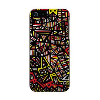 Caso legal bonito original do iPhone 5 Capa Incipio Feather® Shine Para iPhone 5