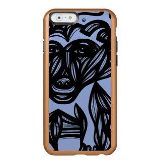 Caso legal bonito original do iPhone 6 Capa Incipio Feather® Shine Para iPhone 6