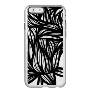 Caso legal bonito original floral do iPhone 6 Capa Incipio Feather® Shine Para iPhone 6