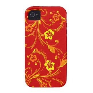 Caso lunático do iPhone 4/4s da borboleta das Capa Para iPhone 4/4S