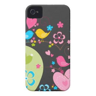 Caso lunático do iPhone 4/4S do jardim Capas Para iPhone 4 Case-Mate