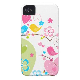 Caso lunático do iPhone 4/4S do jardim Capinhas iPhone 4