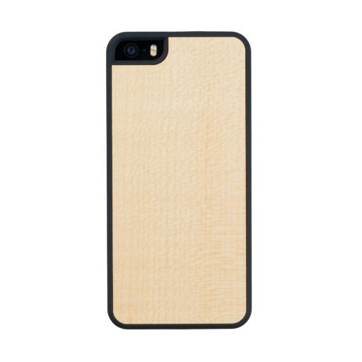 iPhone SE + iPhone 5/5S Slim Carvalho Wood Case