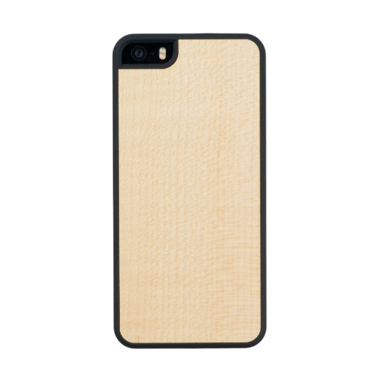 iPhone SE + iPhone 5/5S Slim Carvalho Wood Case