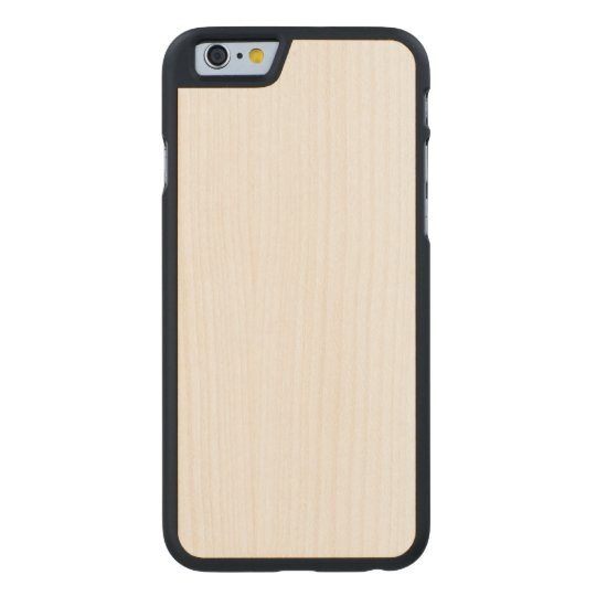 iPhone 6/6s Slim Carvalho Wood Case