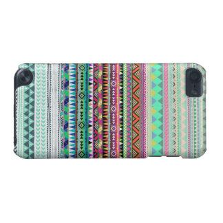 Caso modelado tribal do ipod touch 5 capa para iPod touch 5G