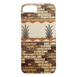Caso moderno do iPhone 7 da textura da parede de Capa iPhone 7