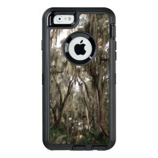 Caso Mossy do iPhone 6 do defensor de OtterBox das
