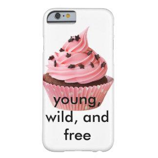 Caso novo, selvagem, e livre do iPhone 6s Capa Barely There Para iPhone 6