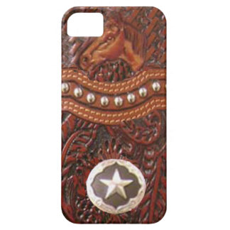"""""""Caso ocidental de IPhone 5 do cavalo selvagem"""" Capas Para iPhone 5"""