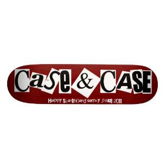Caso original 1 do caso skate personalizado