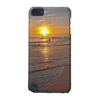 Caso: Por do sol pela praia Capa Para iPod Touch 5G