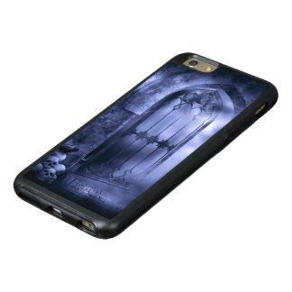 Caso positivo do iPhone 6 góticos de OtterBox da