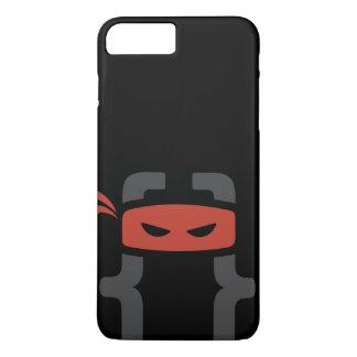 caso positivo do iPhone 7 do codeninja Capa iPhone 7 Plus
