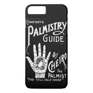 Caso positivo do iPhone 7 do guia do Palmistry Capa iPhone 7 Plus