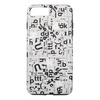 Caso positivo do iPhone 7 resistentes da arte da Capa iPhone 7 Plus
