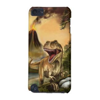 Caso predador do ipod touch 5G do dinossauro Capa Para iPod Touch 5G