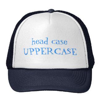 caso principal - UPPERCASE Boné