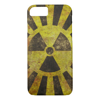 Caso radioativo do iPhone 7 do Grunge Capa iPhone 7