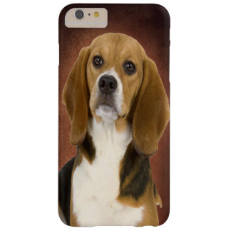Caso real do iPhone 6 do cão do canin Capas iPhone 6 Plus Barely There