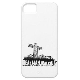 Caso (religioso) de passeio do iPhone 5 do homem Capas Para iPhone 5