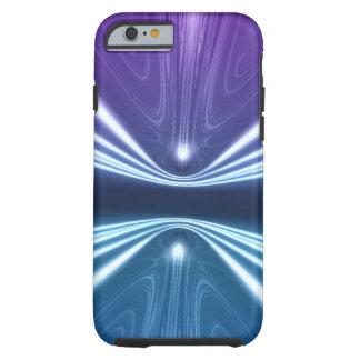 Caso resistente do caso abstrato do iPhone 6 Capa Tough Para iPhone 6