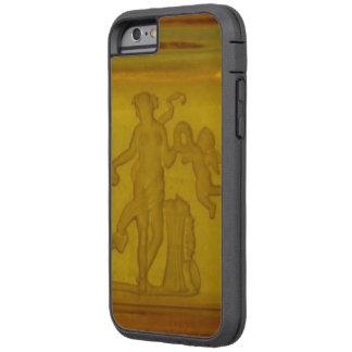 Caso resistente do iPhone 6 do querubim da deusa Capa iPhone 6 Tough Xtreme