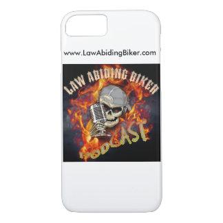 Caso respeitoso das leis do iPhone 7 do Podcast do Capa iPhone 7