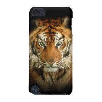 Caso selvagem do ipod touch 5G do tigre Capa Para iPod Touch 5G
