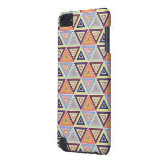 caso triangular do ipod touch 5g do azulejo do capa para iPod touch 5G