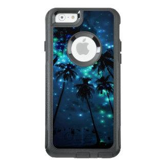 Caso tropical do iPhone 6/6s Otterbox do paraíso