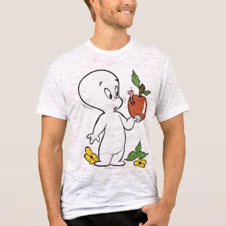casper Apple Camiseta