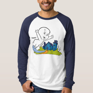 Casper assombrou a casa camiseta