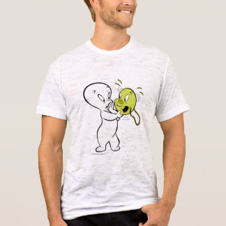 Casper e máscara camiseta