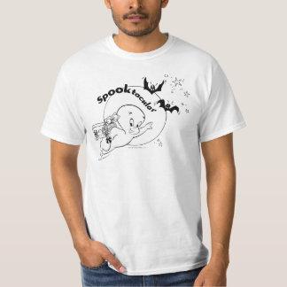 Casper o Dia das Bruxas Spooktacular Camiseta