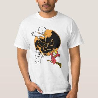 Casper, Wendy & pintura assustador Camiseta