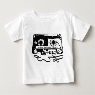 Cassete de banda magnética retro do anos 80 tshirts