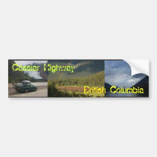 cassiar2, cassiar3, cassiar, estrada de Cassiar, B Adesivo Para Carro