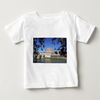 Castel Sant Angelo Camiseta Para Bebê
