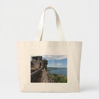 Castello Orsini-Odescalchi em Bracciano Sacola Tote Jumbo