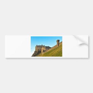 Castelo de Edimburgo Adesivo Para Carro