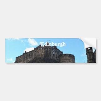 Castelo de Edimburgo Adesivo