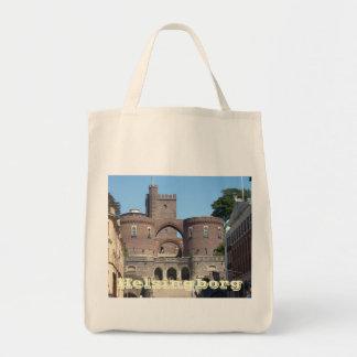 Castelo de Helsingborg - suecia Sacola Tote De Mercado