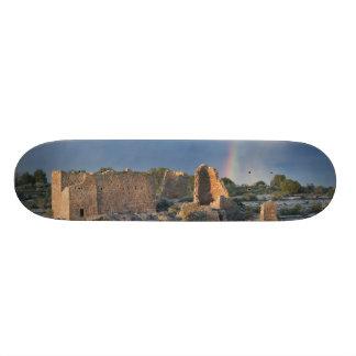 Castelo de Hovenweep, monumento nacional de Hovenw Shape De Skate 18,7cm