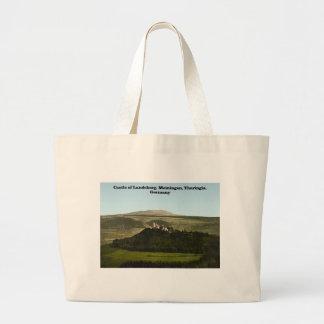 Castelo de Landsberg, Meiningen, Thuringia, Aleman Bolsas De Lona